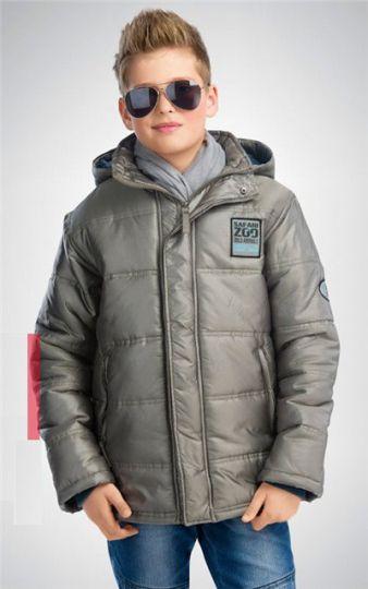 Куртка для мальчика 8 лет Пеликан осень-весна