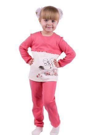 Пижама для девочки Мышка