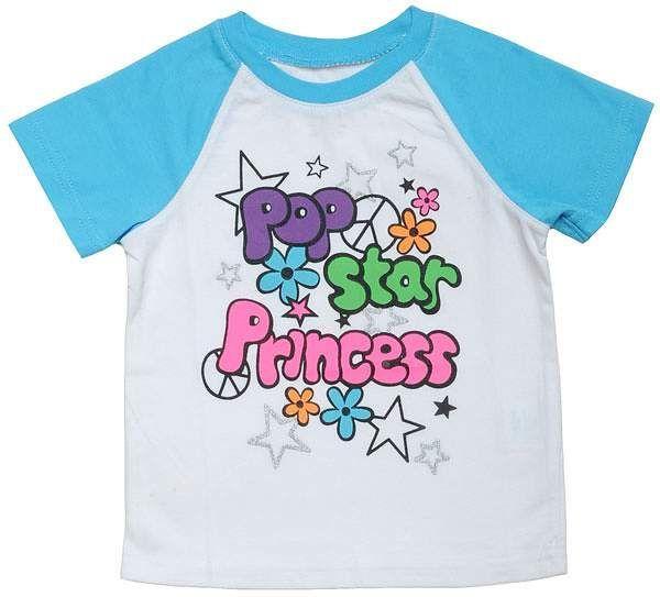 Майка для девочки Принцесса (Размер: 92)