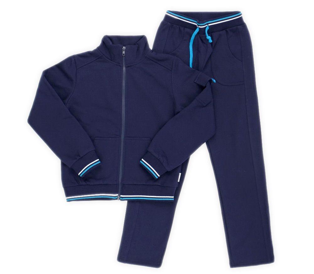 Синие костюмы для мальчиков