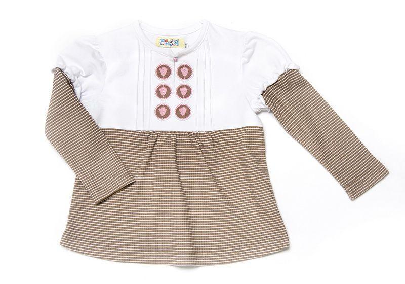 Блузка для девочки (Размер: 80)