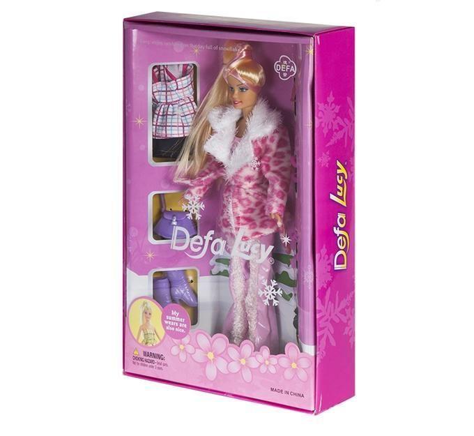 Кукла Defa Модная штучка