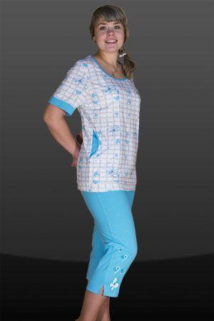 Пижама женская размер 46