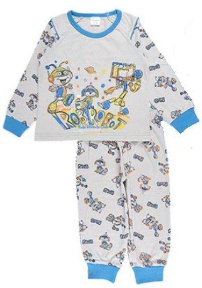 Пижама Веселый робот (Размер: 86)