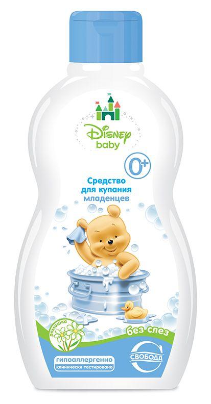 Средство для купания младенцев Disney Baby без слез 0+