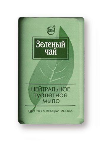 Туалетное мыло Зеленый чай