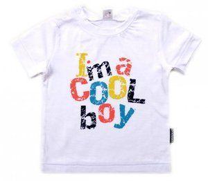 Майка для мальчика (Размер: 98)