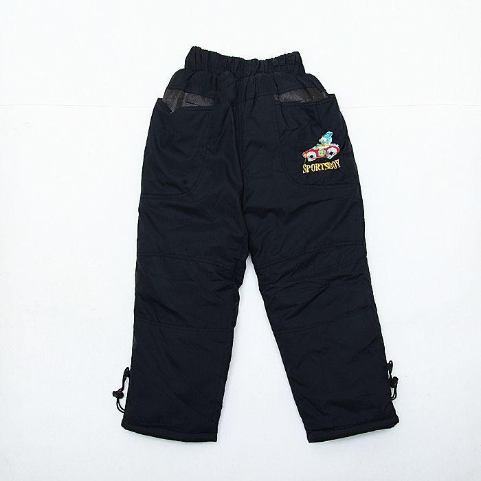 Утепленные брюки для мальчика (Размер: 92)