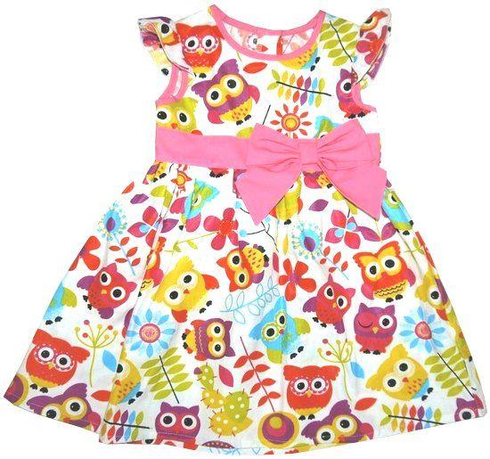 Детские платья из бязи