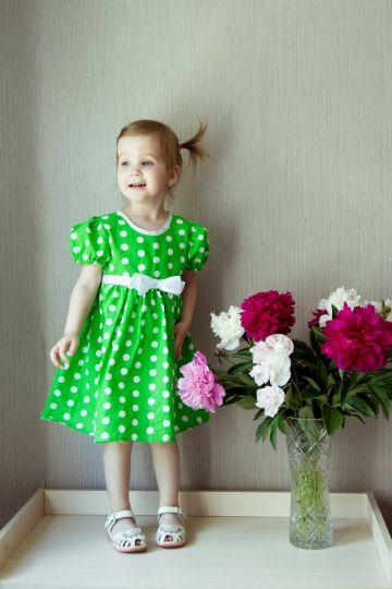 Платье для девочки Агата