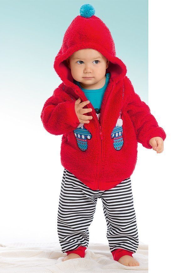 Комплект детский Лови снежинки