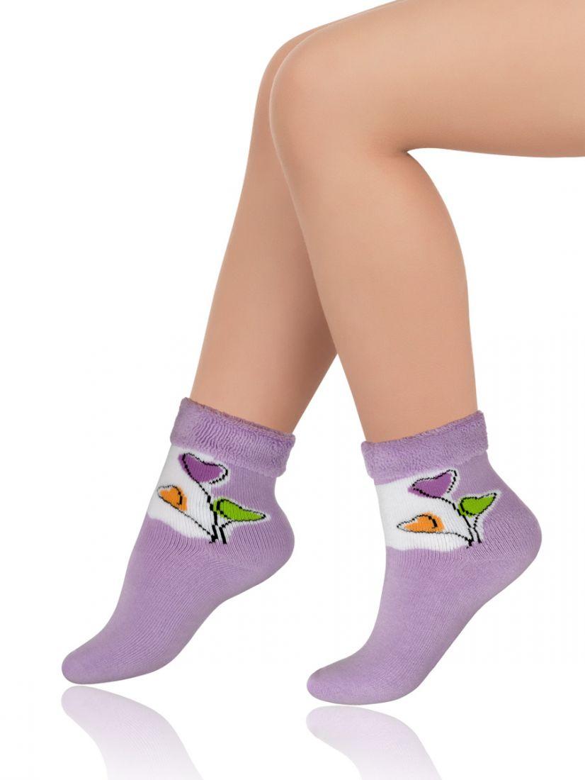 Носки махровые для девочки размер 31-34