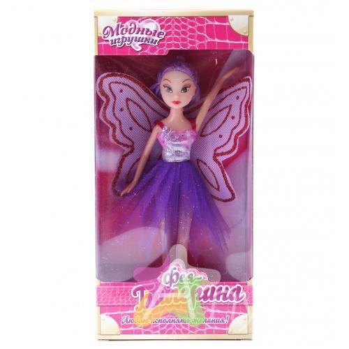 """Кукла """"Фея балерина"""", 26 см"""