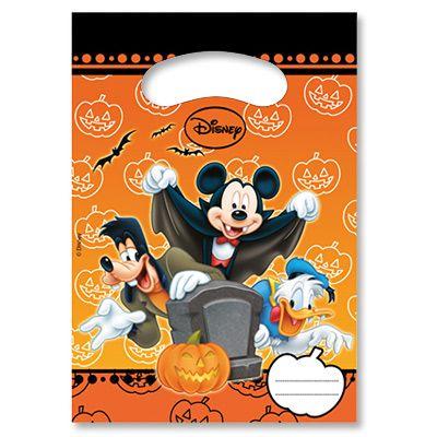 Пакеты для сувениров Микки Хэллоуин