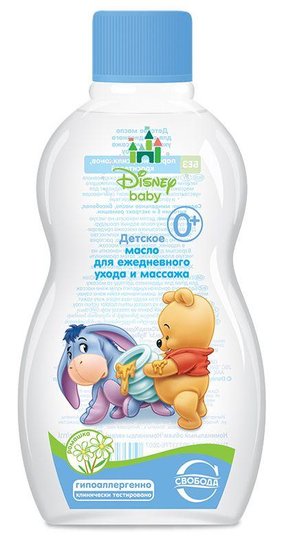 Детское масло для массажа Disney Baby