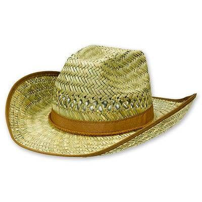 Шляпа соломенная Ковбойская