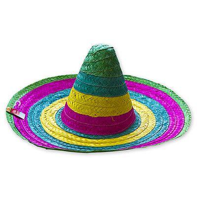 Шляпа соломенная Сомбреро