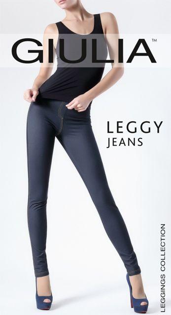 Леггинсы женские под джинсу
