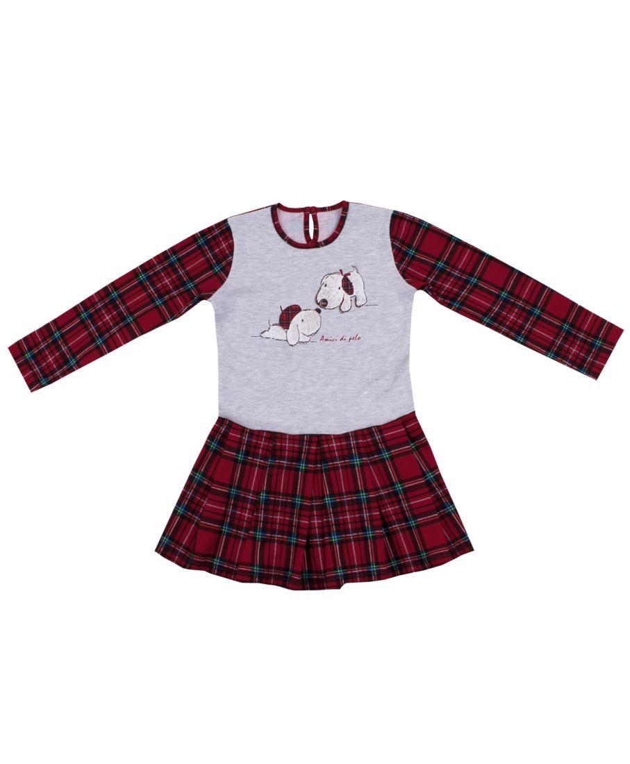 Платье  для девочки Дружба