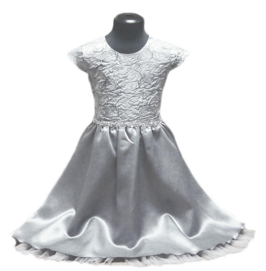 Нарядное платье для девочки Королева