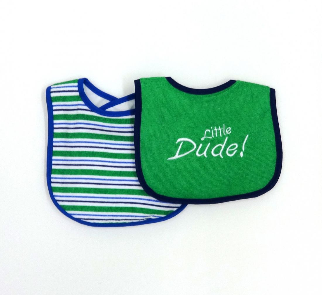 Нагрудники для малыша Little dude