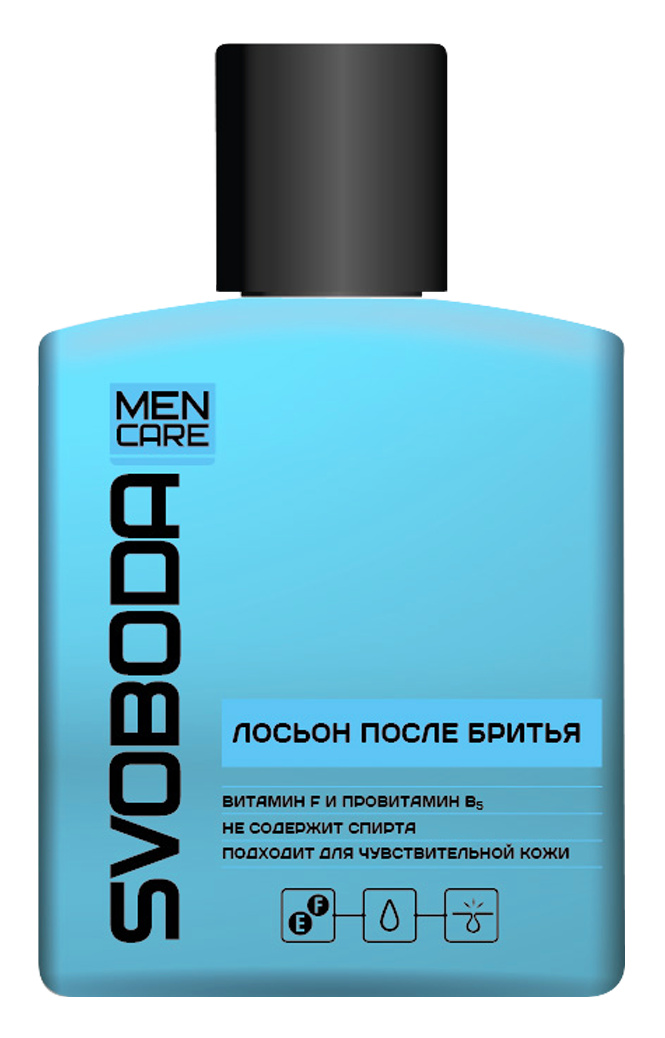 Лосьон после бритья SVOBODA MEN CARE, 75г