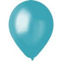 Надувной шарик шарик синего цвета 25 см, 100 шт.