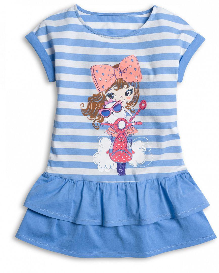 Платье для девочки Девичий круиз