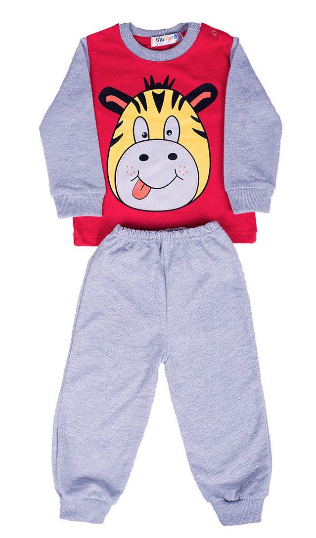 Пижама для мальчика Маленький лев
