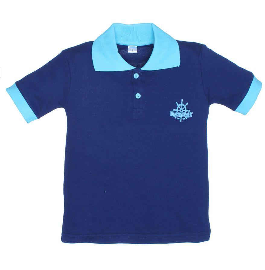 Поло для мальчиков Blue sea